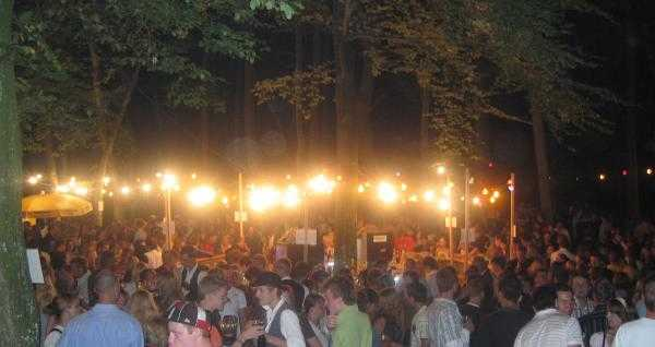 Woodparty der FFW Atzing